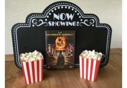Popcorn boxes for your party